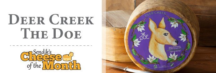 May Cheese of the Month - The Doe