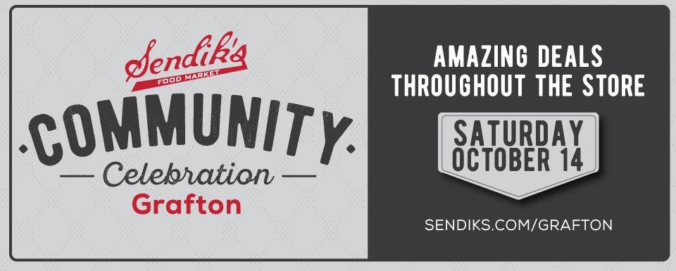 Grafton Community Celebration Sale