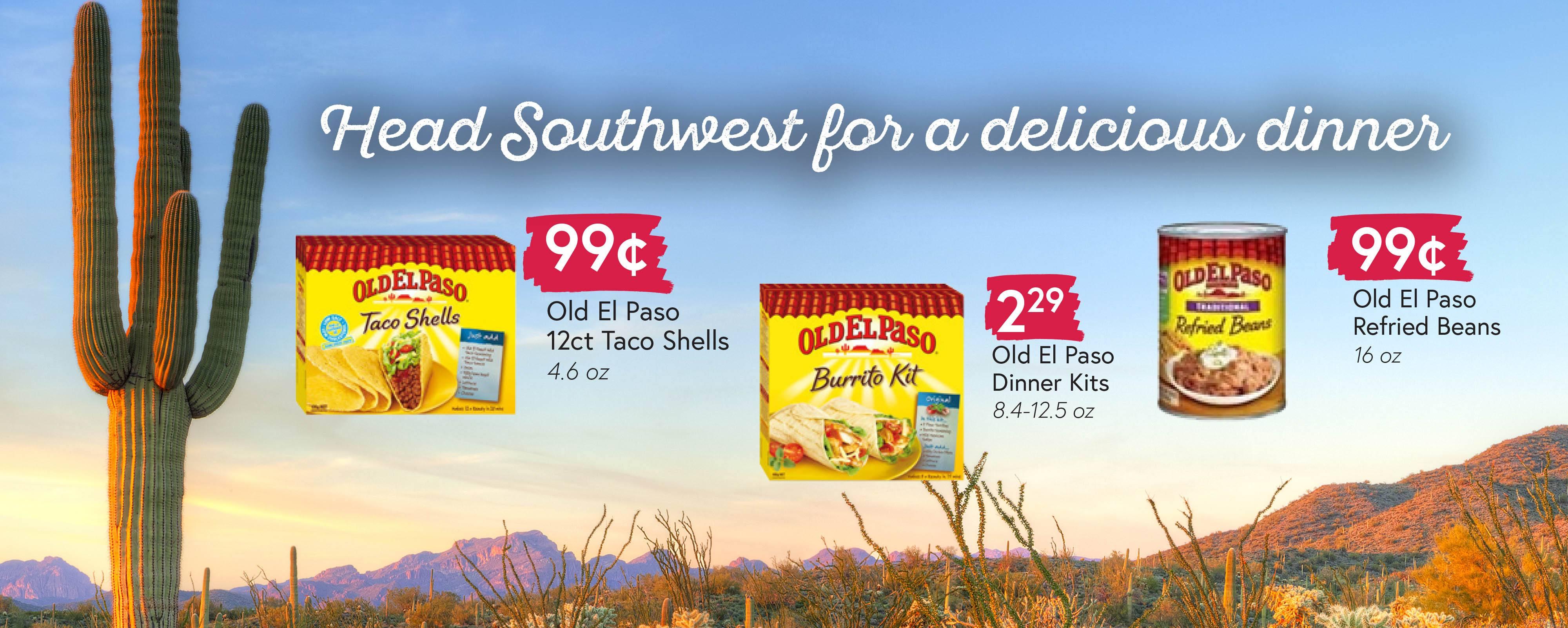 Southwest Dinner