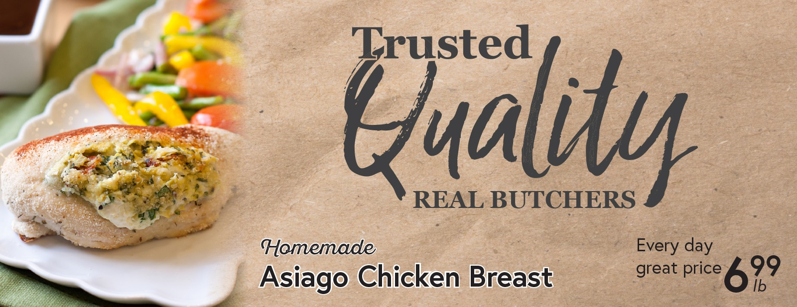 Trusted Quality Real Butchers