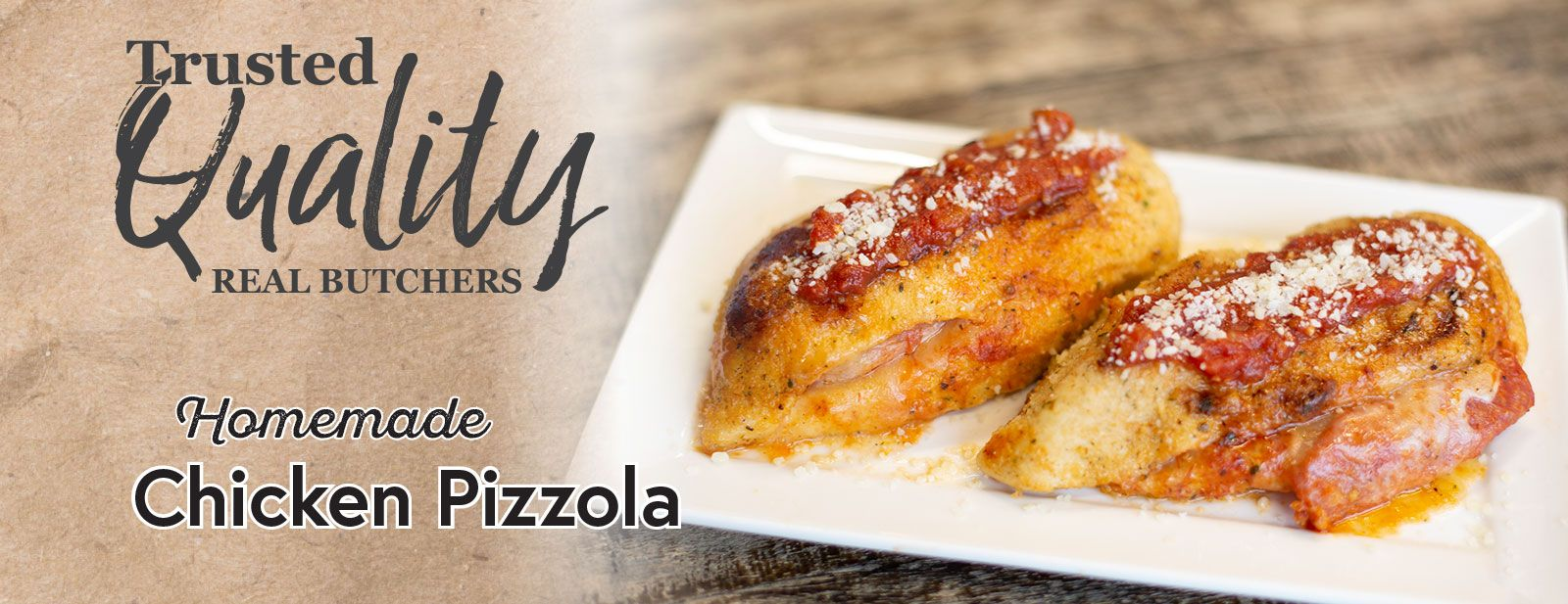 Homemade Chicken Pizzola