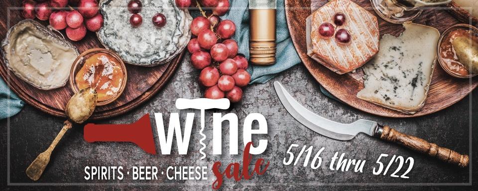 Sendik's Wine, Spirits, Beer & Cheese Sale
