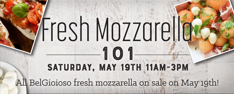 Mozzarella Event