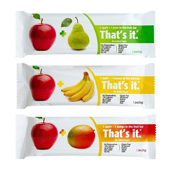 That's It Fruit Bars