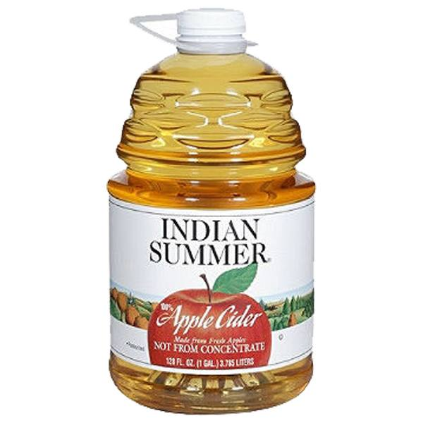 Indian Summer Apple Cider