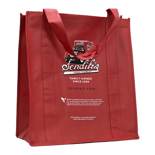 Sendik's Reusable Shopping Bags