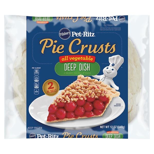 Pillsbury Pet-Ritz Pie Crusts