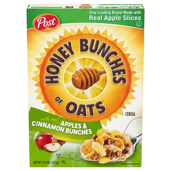 Post Honey Bunches of Oats Cereals