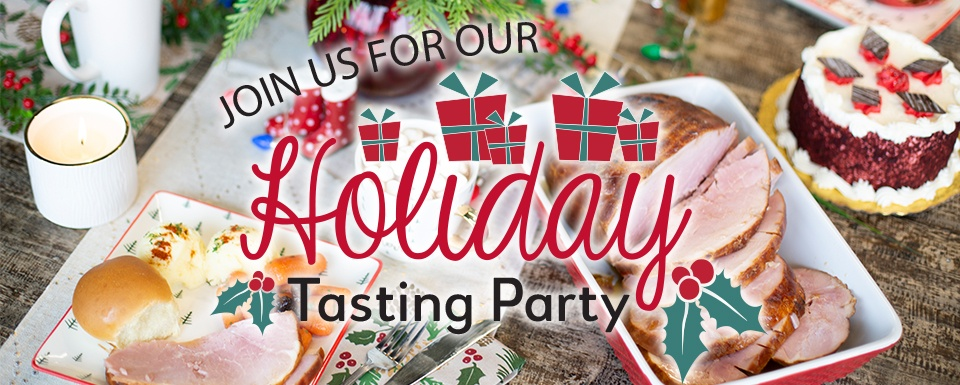 Holiday Tasting Party