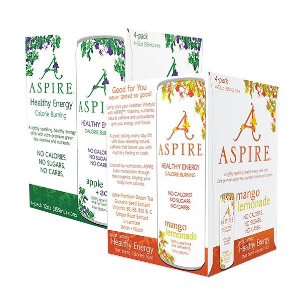 Aspire Energy Drinks