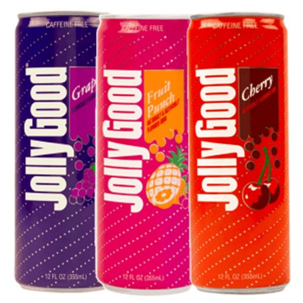 Jolly Good Soda
