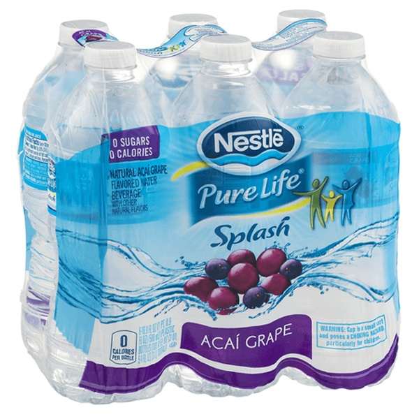 Nestle Pure Life Splash Water