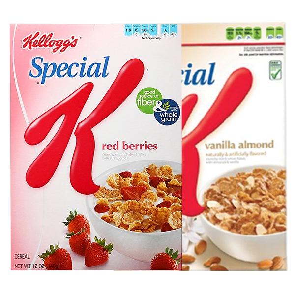 Kellogg's Special K Cereals