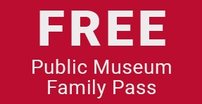 FREE Museum Pass with next Express order!