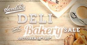 Sendik's Deli & Bakery Sale