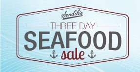 3 Day Seafood Sale