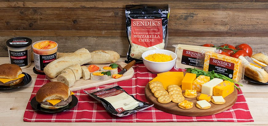 Sendik's Brand Cheese Products