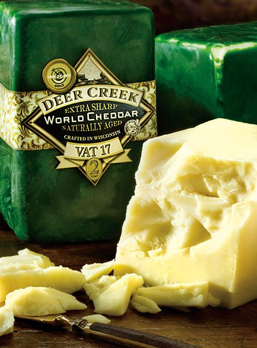 Deer Creek Vat 17 Cheese