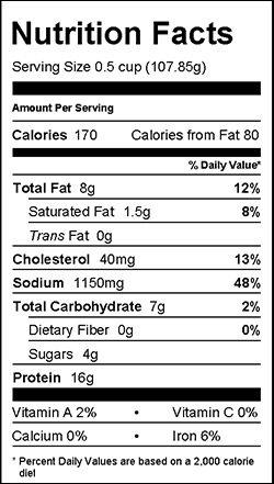 4 nouveaux moyens de calorie oeuf