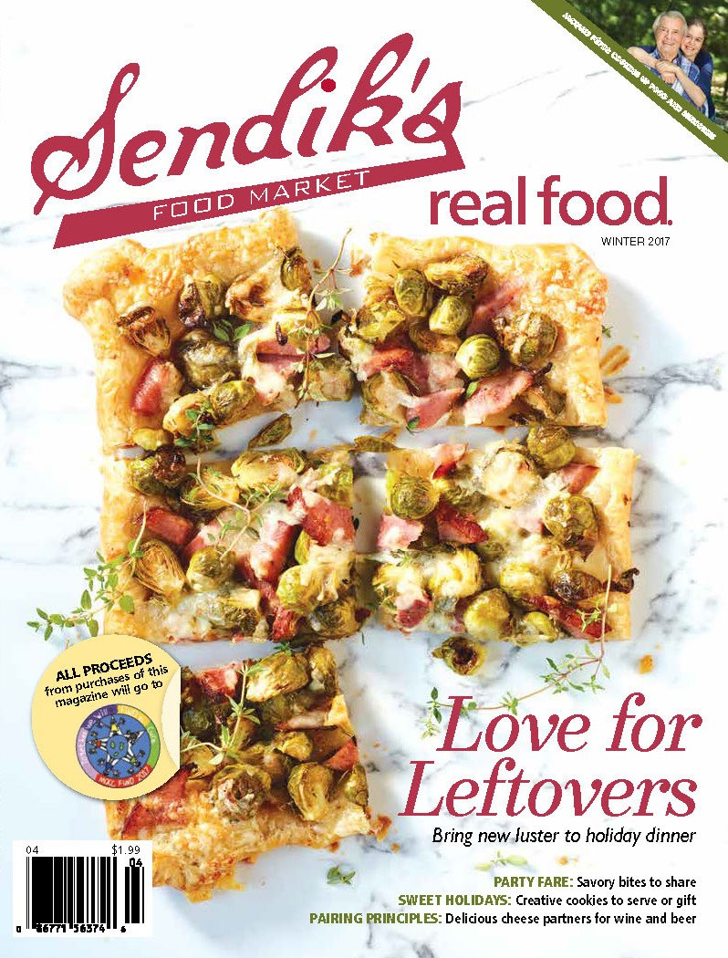 Sendik's Real Food Winter Cover
