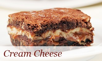 Sendik's Cream Cheese Wicked Brownies