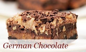 Sendik's German Chocolate Wicked Brownies