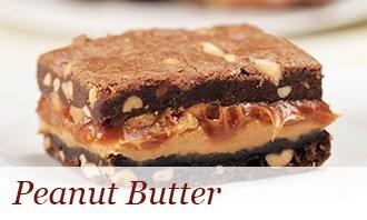 Sendik's Peanut Butter Wicked Brownies