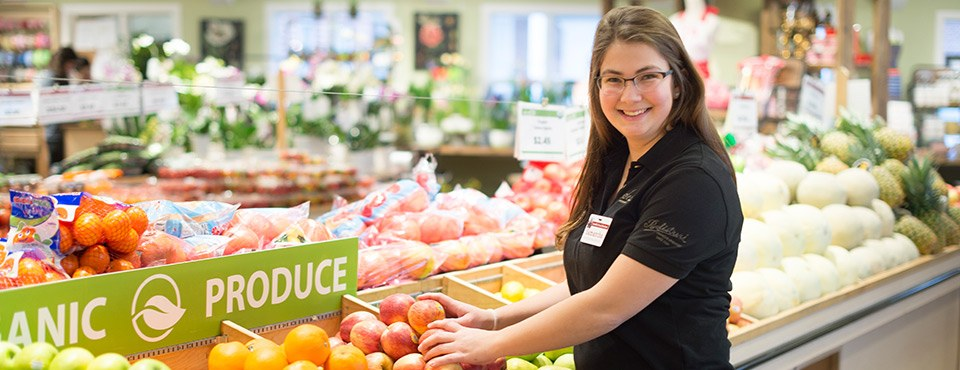 Associate with Produce