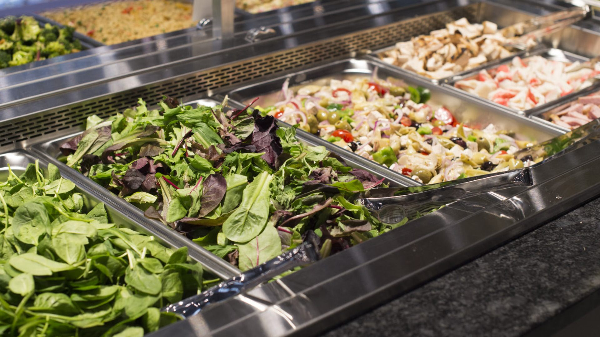 Sendik's Fresh2GO Salad Bar