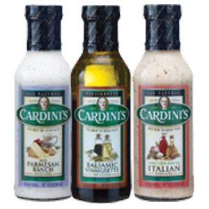 Cardini's Salad Dressings