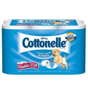 Cottonelle Double Roll