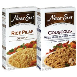Near East Couscous & Rice Pilafs