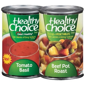 Healthy Choice Soups