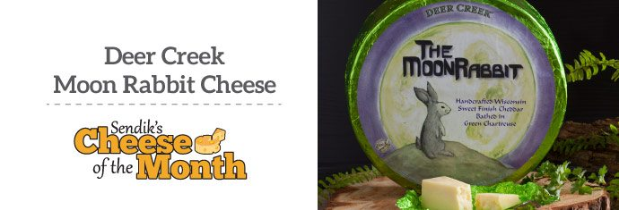 November Cheese of the Month - Deer Creek: The MoonRabbit