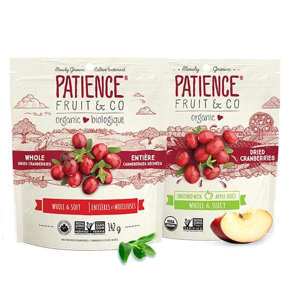 Patience Fruit Dried Cranberries