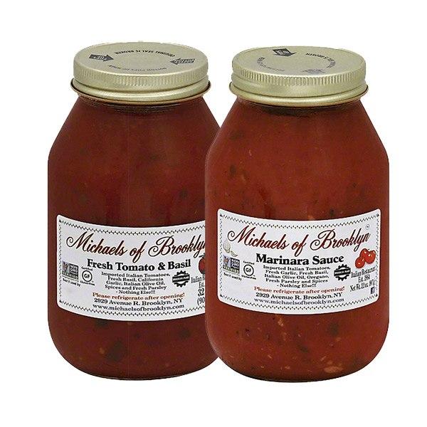 Michael's of Brooklyn Gourmet Pasta Sauce