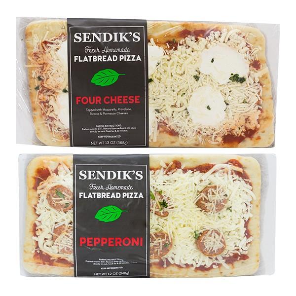 Sendik's Deli Fresh Flatbread Pizza