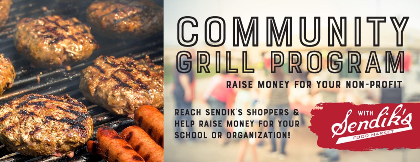 Community Grill Program