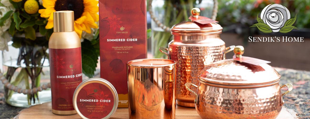 Sendik's Home Simmered Cider