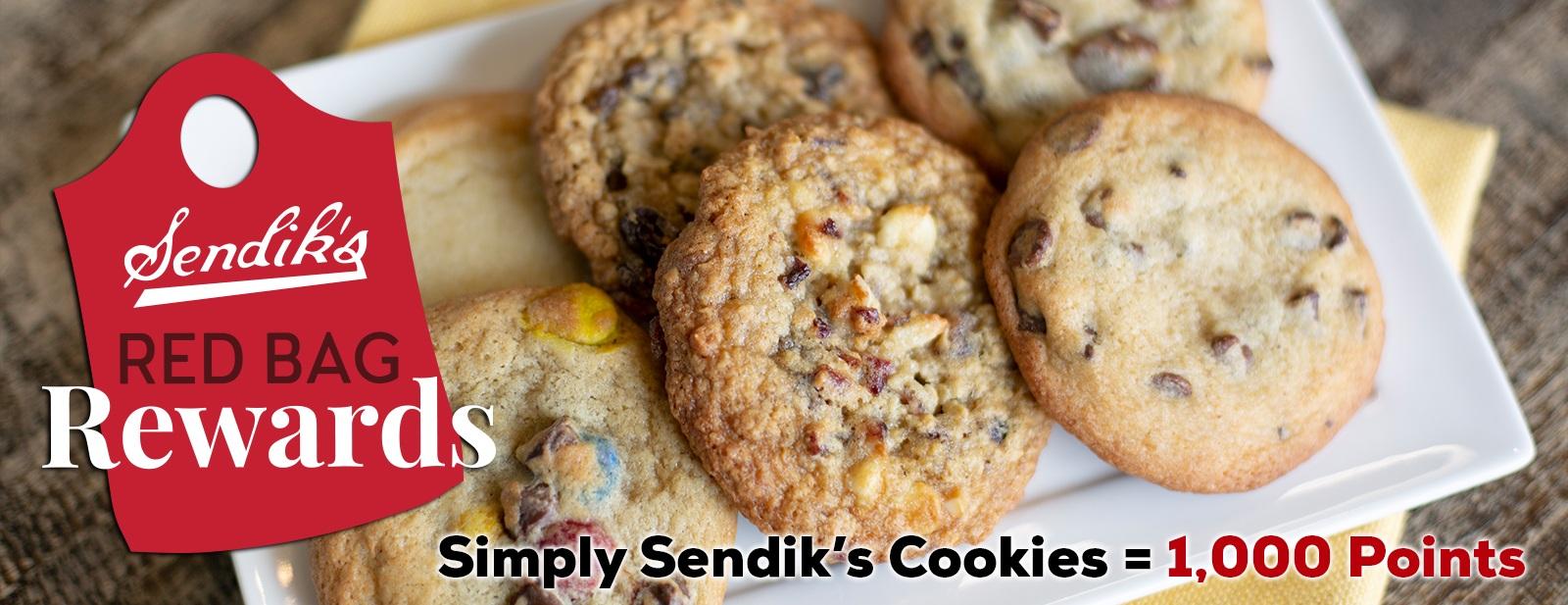 Simply Sendik's Cookies