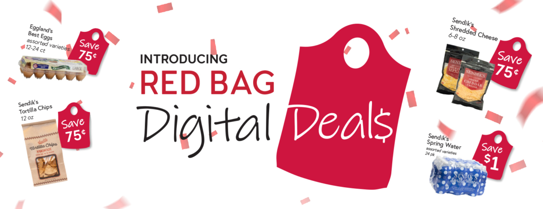 Red Bag Digital Deals