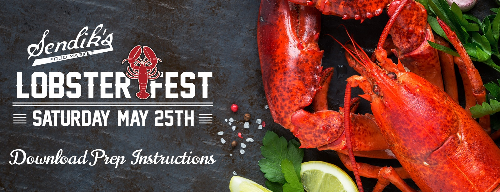 Lobsterfest Prep Instructions