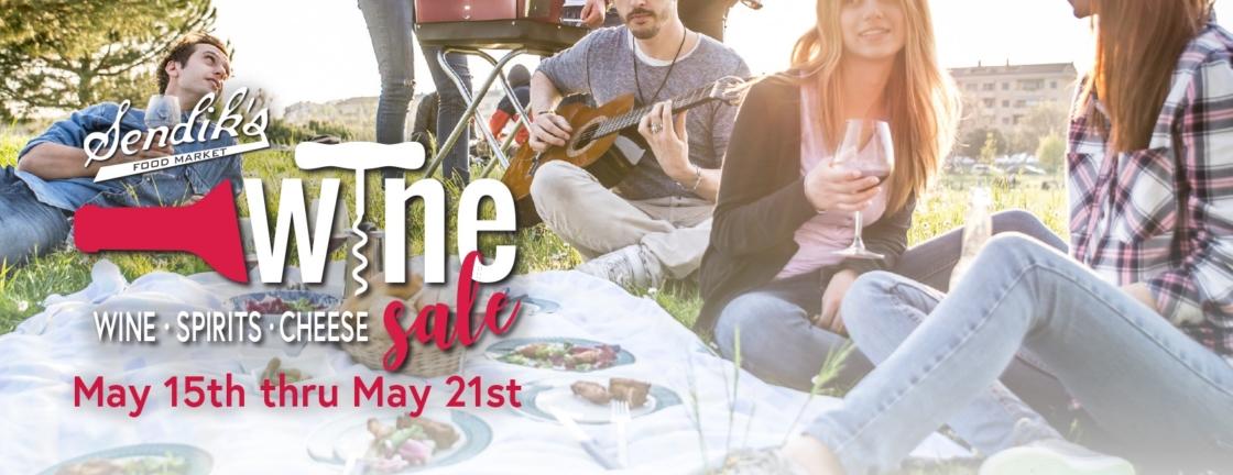 Wine & Spirits Sale May 15 - May 21