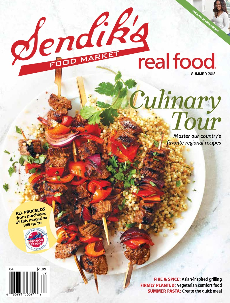 Real Food Magazine Sendiks Food Market