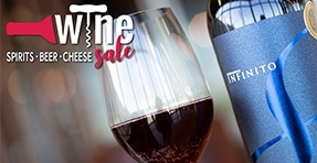 Wine and Spirits Sale