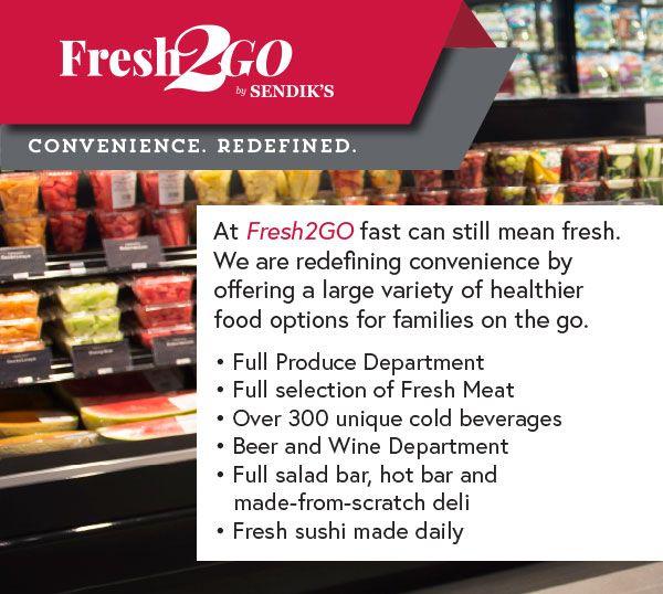Sendik's Fresh2GO