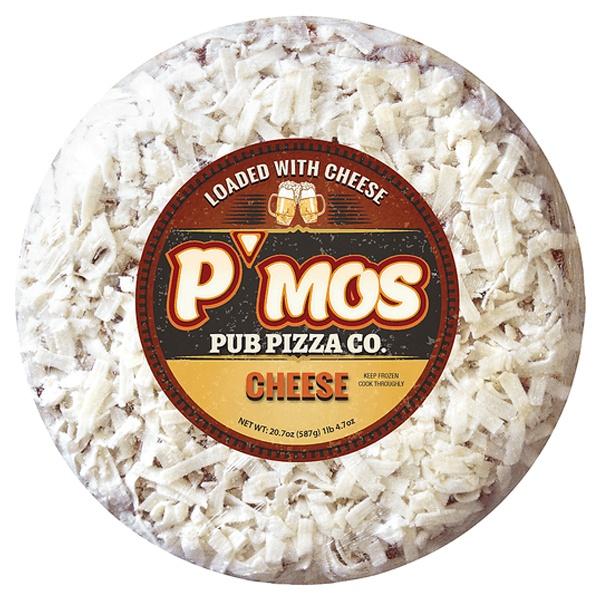 Palermos King Cheese Pizza