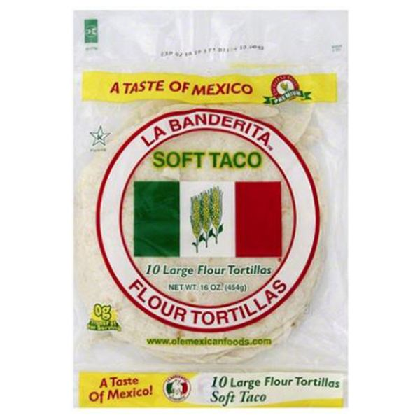La Banderita Tortillas