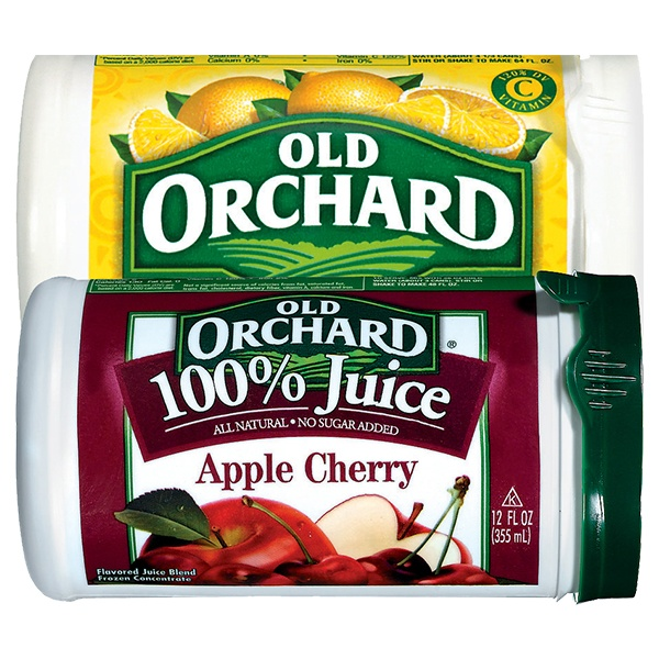 Old Orchard Juices - Frozen