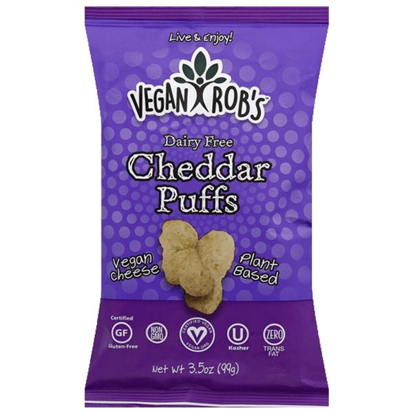 Vegan Rob's Puffs